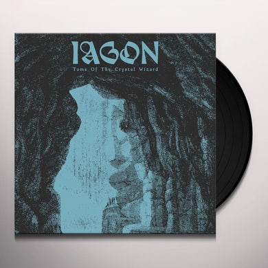 Iagon TOME OF THE CRYSTAL WIZARD Vinyl Record