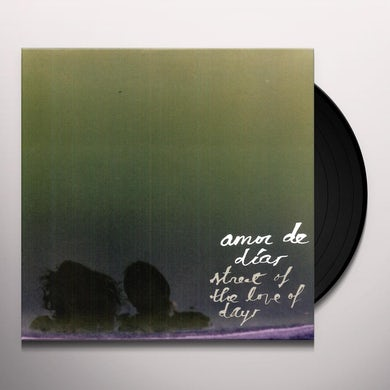 Amor De Dias STREET OF THE LOVE OF DAYS Vinyl Record