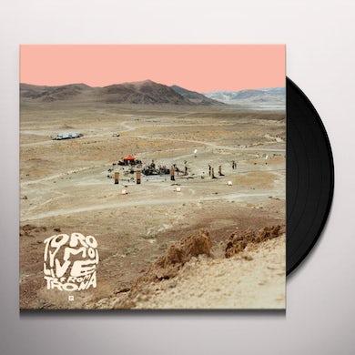 Toro Y Moi LIVE FROM TRONA Vinyl Record