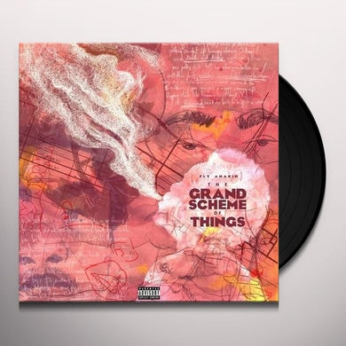 Fly Anakin THE GRAND SCHEME OF THINGS Vinyl Record
