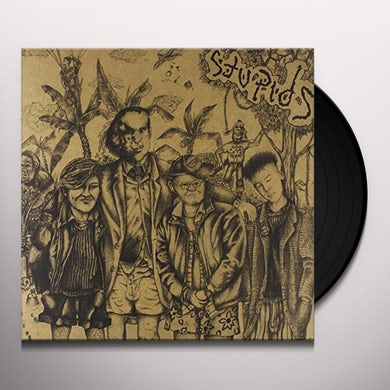 Stupids PERUVIAN VACATION Vinyl Record