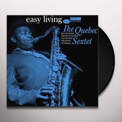 Ike Quebec EASY LIVING Vinyl Record