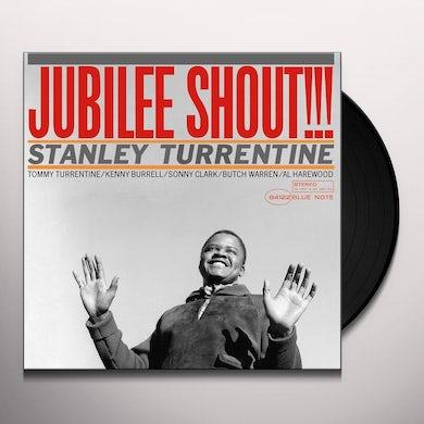Stanley Turrentine JUBILEE SHOUT Vinyl Record
