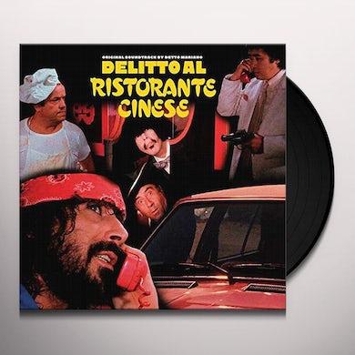 Detto Mariano DELITTO AL RISTORANTE CINESE Vinyl Record