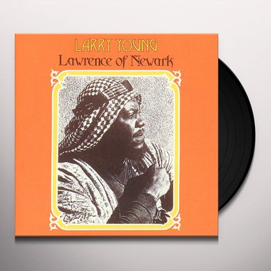 Larry Young LAWRENCE OF NEWARK Vinyl Record