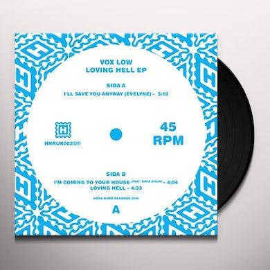 VoX LoW LOVING HELL (EP) Vinyl Record - UK Release