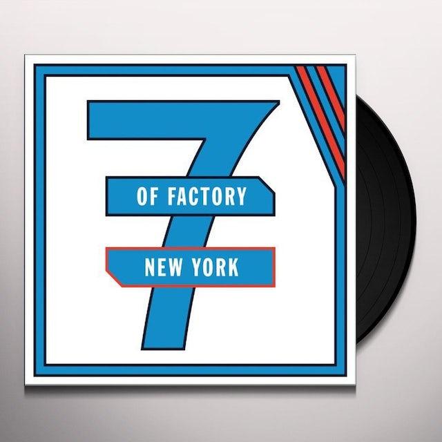 Of Factory New York / Var Vinyl Record