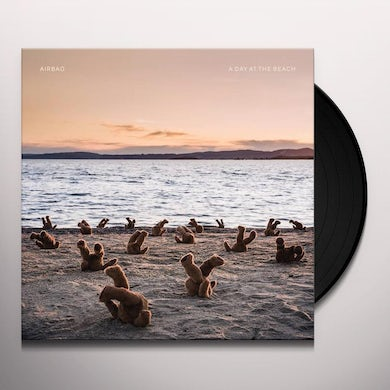 Airbag DAY AT THE BEACH Vinyl Record