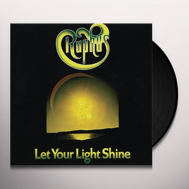 Ruphus LET YOUR LIGHT SHINE Vinyl Record