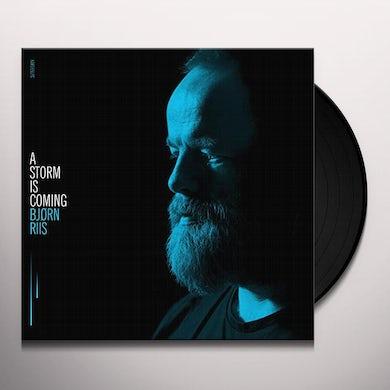 BJORN RIIS STORM IS COMING Vinyl Record