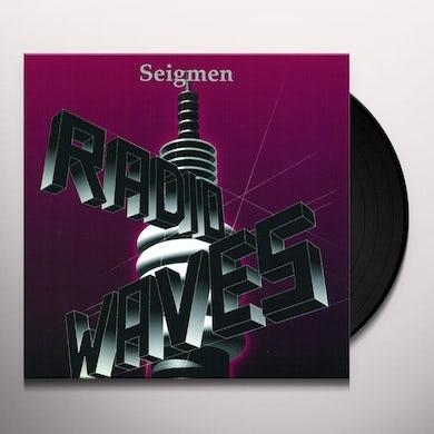 Seigmen RADIOWAVES Vinyl Record