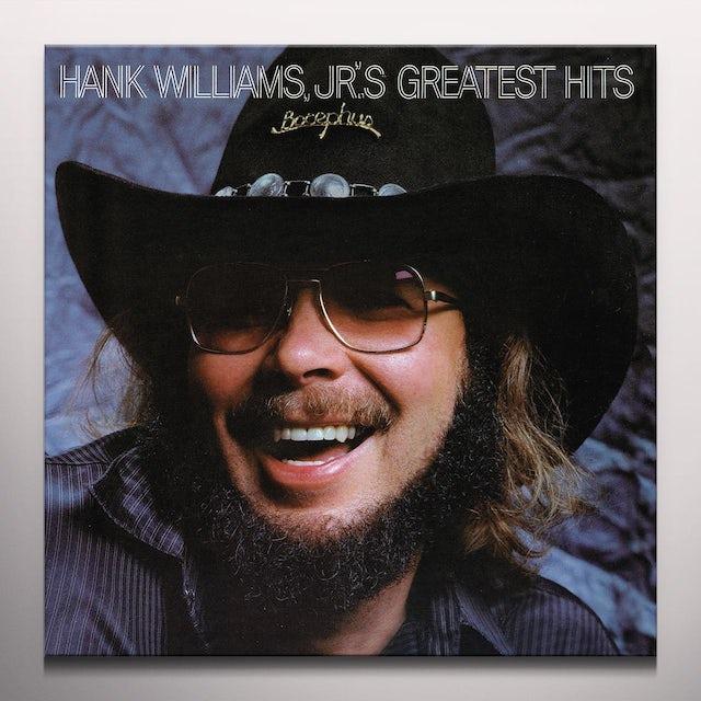 Hank Williams, Jr. GREATEST HITS Vinyl Record