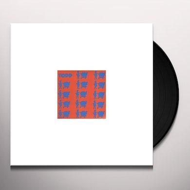 TODD PURITY PLEDGE Vinyl Record