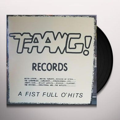 Taang! Records: A Fist Full O' Hits / Various Vinyl Record