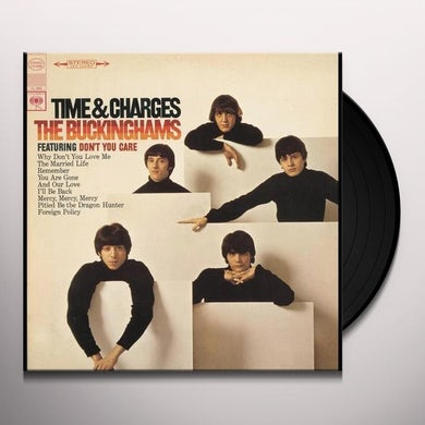 TIME & CHARGES Vinyl Record