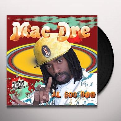 Mac Dre AL BOO BOO Vinyl Record