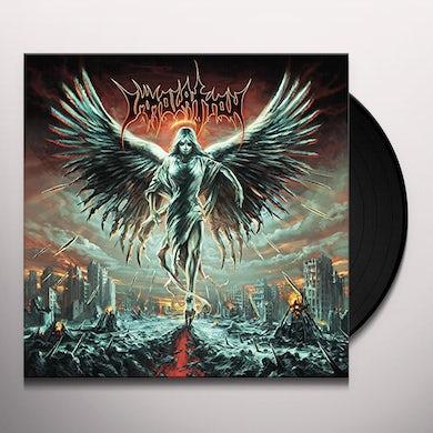 Immolation ATONEMENT (SPLATTER VINYL) Vinyl Record