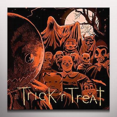 Douglas Pipes TRICK R TREAT / Original Soundtrack Vinyl Record