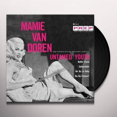 UNTAMED YOUTH Vinyl Record