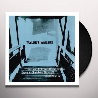 Art Taylor TAYLOR'S WAILERS Vinyl Record