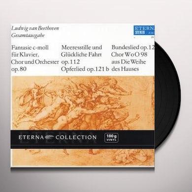 CHORAL FANTASY Vinyl Record