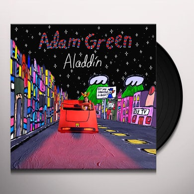 Adam Green ALADDIN Vinyl Record