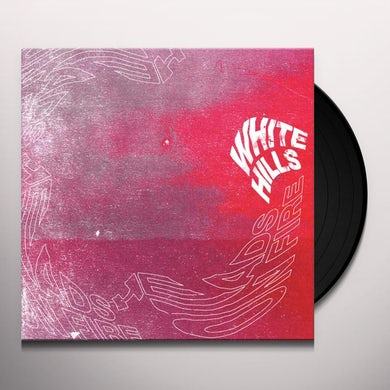 White Hills HEADS ON FIRE Vinyl Record - Limited Edition