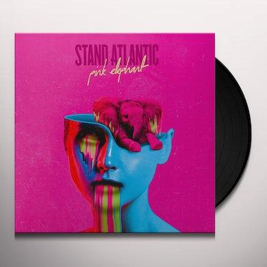 Stand Atlantic Pink Elephant Vinyl Record