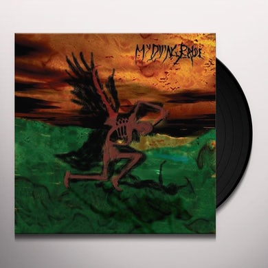 My Dying Bride  DREADFUL HOURS Vinyl Record