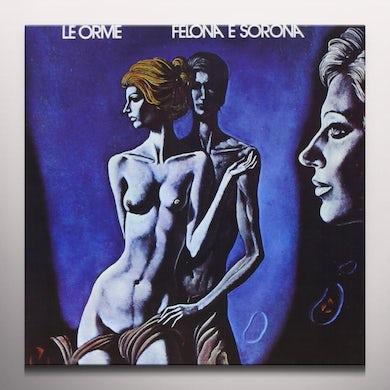 Le Orme FELONA & SORONA Vinyl Record