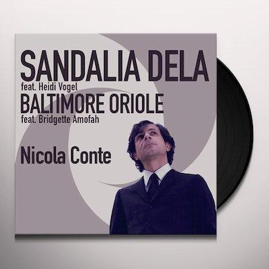 SANDALIA DELA-BALTIMORE ORIOLE Vinyl Record