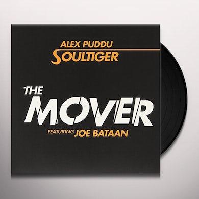 Alex Puddu THE MOVER Vinyl Record