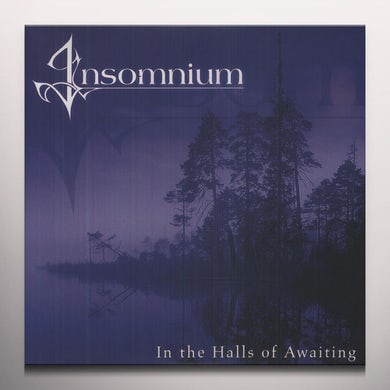 Insomnium IN THE HALLS OF AWAITING Vinyl Record