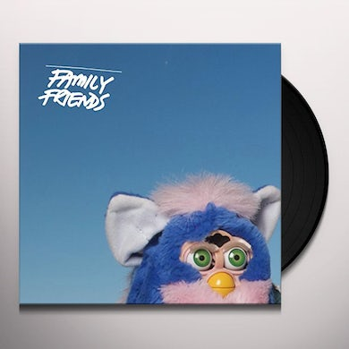 Family Friends LOOK THE OTHER WAY Vinyl Record