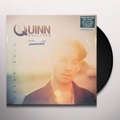 Quinn Sullivan WIDE AWAKE (TEAL VINYL) Vinyl Record