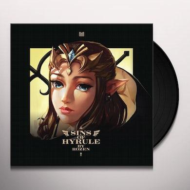 Rozen SINS OF HYRULE Vinyl Record