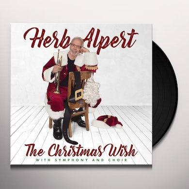 Herb Alpert CHRISTMAS WISH Vinyl Record