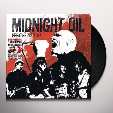 Midnight Oil BREATHE TOUR '97 Vinyl Record