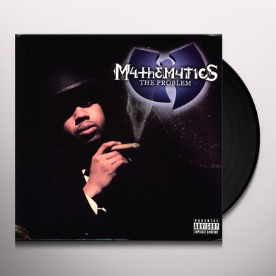 Mathematics PROBLEM Vinyl Record