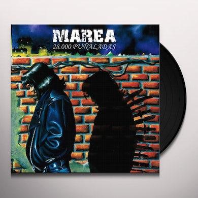 MAREA 28.000 PUNALADAS Vinyl Record
