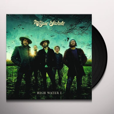 Magpie Salute HIGH WATER I - Colored Double Vinyl Record
