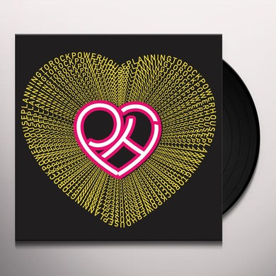POWERHOUSE Vinyl Record