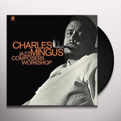 Charles Mingus JAZZ COMPOSERS WORKSHOP Vinyl Record - Spain Release