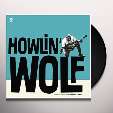 HOWLIN' WOLF Vinyl Record - Spain Release