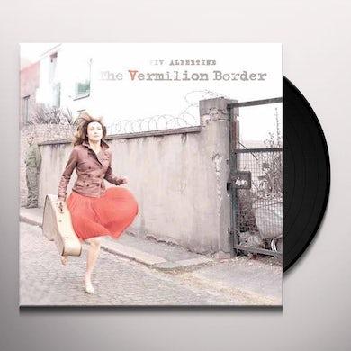 Viv Albertine VERMILION BORDER Vinyl Record
