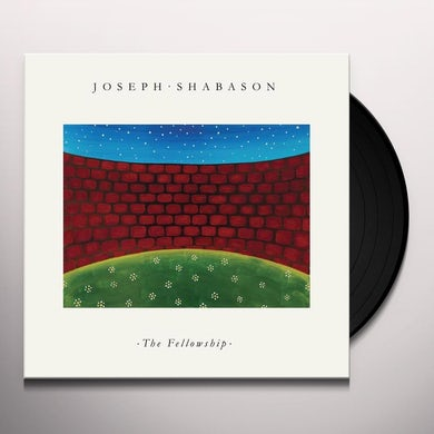 Joseph Shabason FELLOWSHIP (SKY BLUE VINYL) Vinyl Record