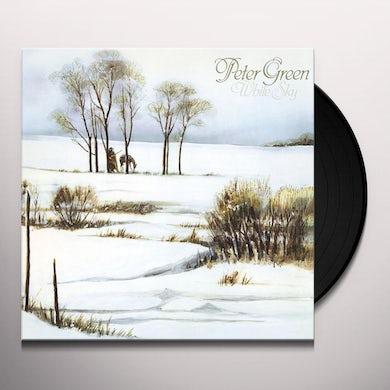 Peter Green WHITE SKY Vinyl Record