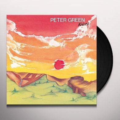 Peter Green KOLORS Vinyl Record