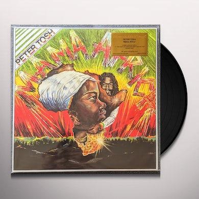 Peter Tosh MAMA AFRICA Vinyl Record