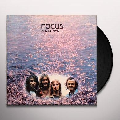 MOVING WAVES Vinyl Record